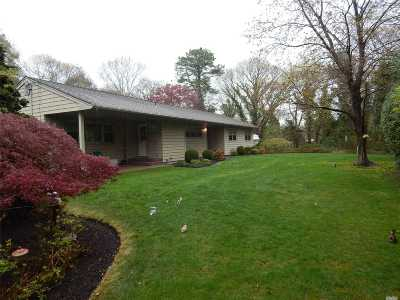 Hampton Bays Single Family Home For Sale: 3 Flocee Pl
