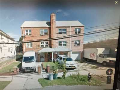 Flushing Multi Family Home For Sale: 138-17 58th Ave