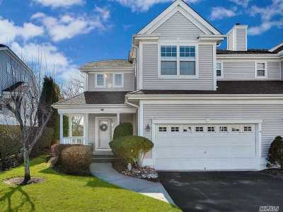 Jamesport Condo/Townhouse For Sale: 55 Dune Dr