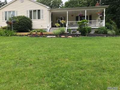 Kings Park Single Family Home For Sale: 155 Old Commack Rd