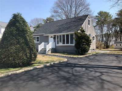 Ronkonkoma Single Family Home For Sale: 2259 Walnut Ave