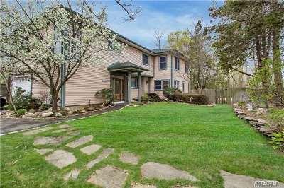 Oakdale Single Family Home For Sale: 940 Montauk Hwy