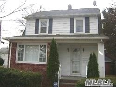 Westbury Single Family Home For Sale: 488 Newton St