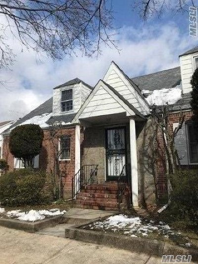 Kew Garden Hills Single Family Home For Sale: 147-03 Jewel Ave