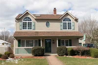 Levittown Single Family Home For Sale: 114 Ranch Ln