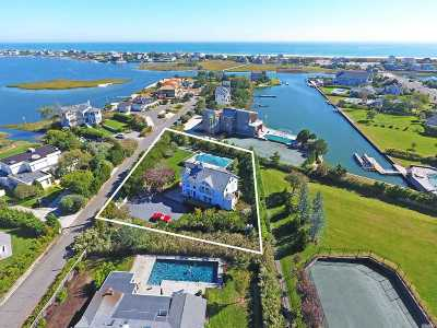 Westhampton Bch Single Family Home For Sale: 121 Seafield Pt