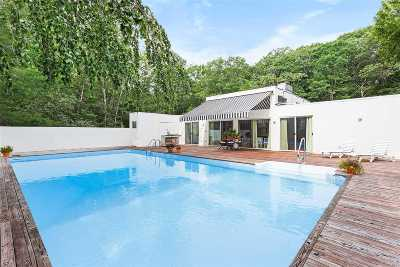 Quogue Single Family Home For Sale: 6 Southwood Ln