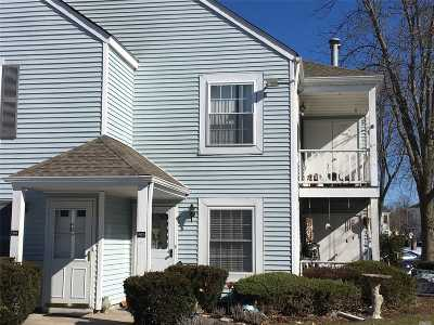 Middle Island Condo/Townhouse For Sale: 361 Artist Lake Dr