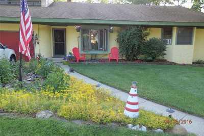 Centereach Single Family Home For Sale: 10 Joan Ave