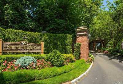 Roslyn Heights Condo/Townhouse For Sale: 114 The Crescent