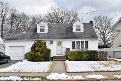 East Meadow Single Family Home For Sale: 126 Ava Dr