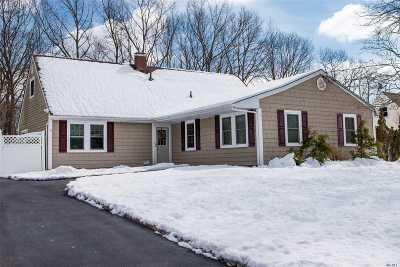 Pt.jefferson Sta NY Single Family Home For Sale: $349,999