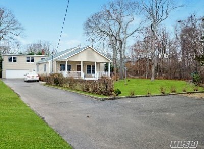 Hampton Bays Single Family Home For Sale: 4 Huckleberry Ln