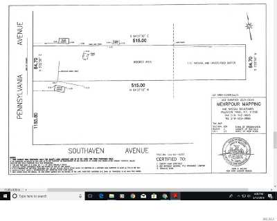 Medford Residential Lots & Land For Sale: V/L Pennsylvania Ave