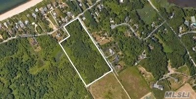 Jamesport Residential Lots & Land For Sale: Sound Shore Rd