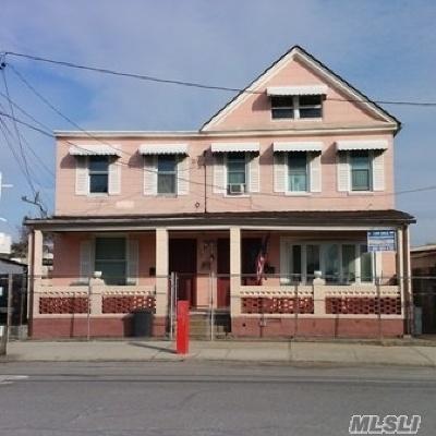 Rockaway Park Multi Family Home For Sale: 111-24 Rockaway Beach Blvd
