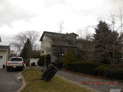 Sayville Single Family Home For Sale: 150 Sayville Blvd
