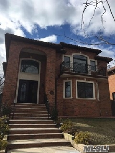 Bayside Single Family Home For Sale: 39-62 222 St