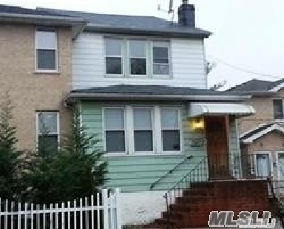 Woodside Single Family Home For Sale: 49-18 67 St