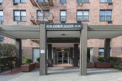 Jackson Heights Condo/Townhouse For Sale: 35-20 Leverich St #B421