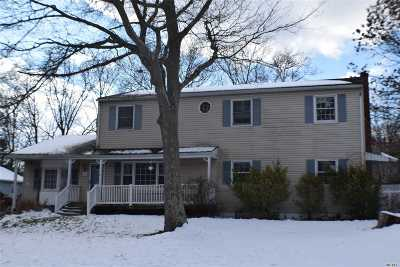 Patchogue Single Family Home For Sale: 2 Danbury Ave