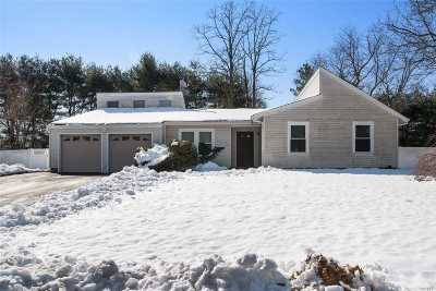 Centereach Single Family Home For Sale: 32 Charles St