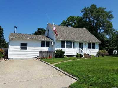 Islip Single Family Home For Sale: 313 Islip Blvd