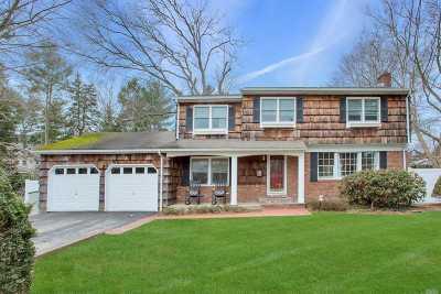 Huntington NY Single Family Home For Sale: $799,000