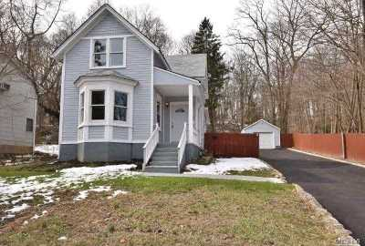 Huntington NY Single Family Home For Sale: $429,000