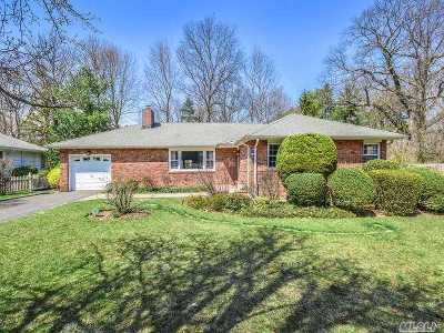Glen Head Single Family Home For Sale: 67 Plymouth Dr