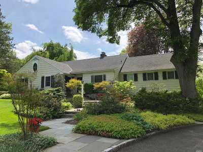 Huntington Bay NY Single Family Home For Sale: $1,650,000