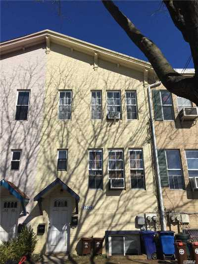 Bayside Multi Family Home For Sale: 42-25a 214th Place