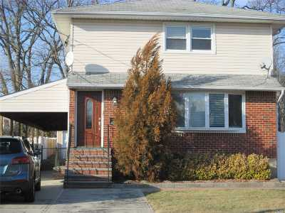 N. Bellmore Single Family Home For Sale: 1895 Bedford Ave