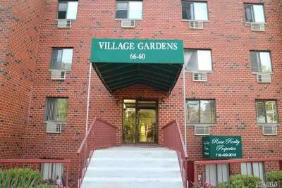 Middle Village Condo/Townhouse For Sale: 66-60 80th St #208