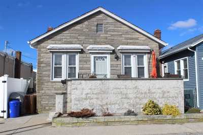 Long Beach NY Single Family Home For Sale: $489,000