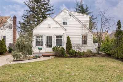 Oceanside Single Family Home For Sale: 2433 Washington Ave