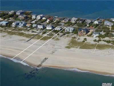 Westhampton Single Family Home For Sale: 621 Dune Rd