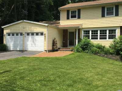Huntington NY Single Family Home For Sale: $569,000