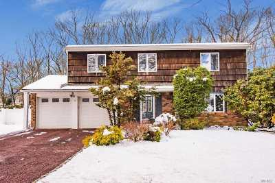 Greenlawn Single Family Home For Sale: 52 Butterfield Dr