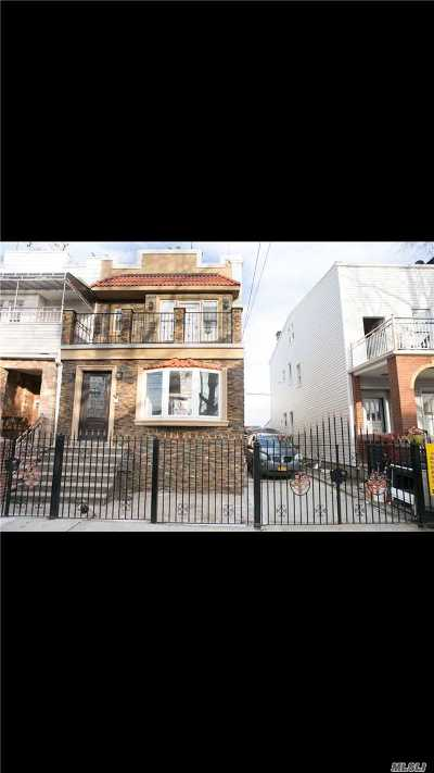Woodhaven Multi Family Home For Sale: 87-29 80th St