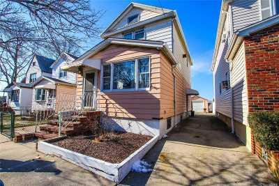 Maspeth Single Family Home For Sale: 53-88 66th St