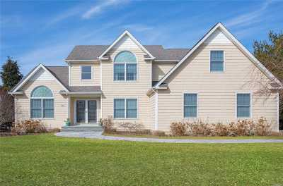 Peconic Single Family Home For Sale: 295 Shore Ln