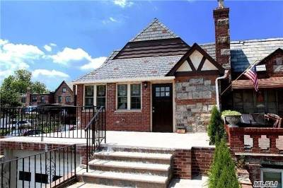 Flushing Single Family Home For Sale: 45-68 194 Th St