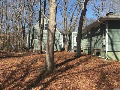 Southampton NY Single Family Home For Sale: $709,900