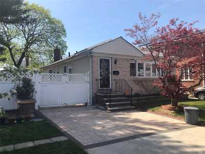 Bayside Single Family Home For Sale: 56-30 229th St