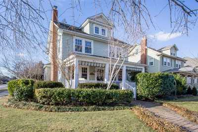Rockville Centre Single Family Home For Sale: 48 Cedar Ave