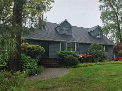 Kings Park Single Family Home For Sale: 83 Cedar Rd