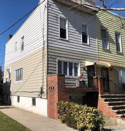 Maspeth Single Family Home For Sale: 60-16 69th Ln