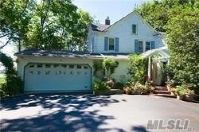 Stony Brook Single Family Home For Sale: 15 Harborview Rd