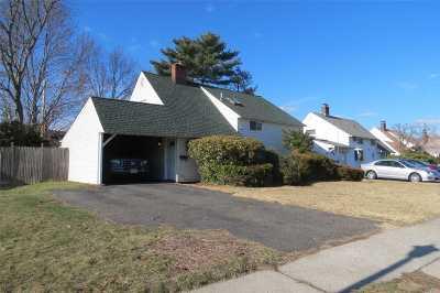 Westbury NY Single Family Home For Sale: $359,000